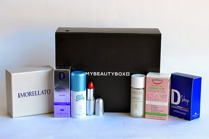 my beauty box san valentino