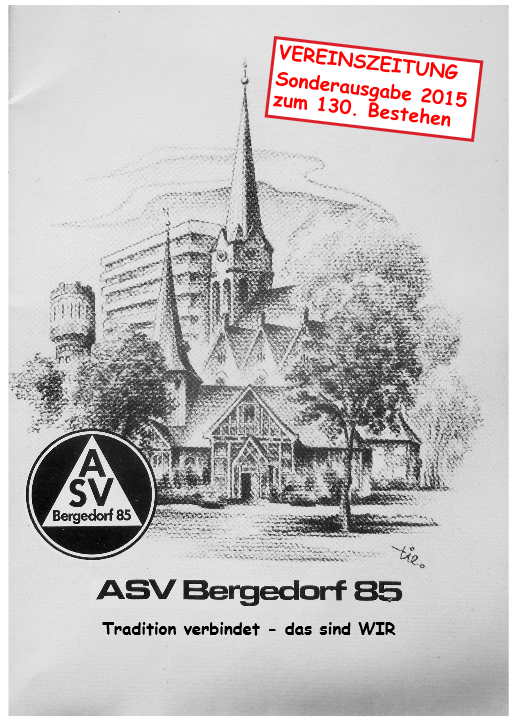 ASV Bergedorf 85: Identität - seit 1885 !