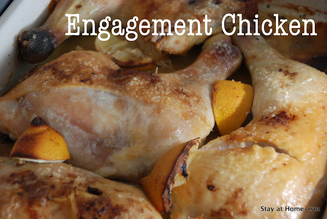engagement chicken recipe