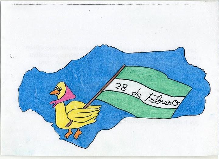 LA CULTURA ANDALUZA: La pata Andaluza