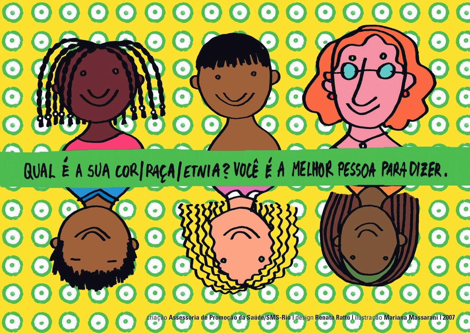 Somos todos iguais!