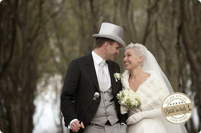 Karin e Renzo, un matrimonio autunnale by Amarcord Studio