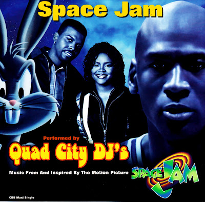 Quad City DJ\'s - Space Jam-CDM-1996