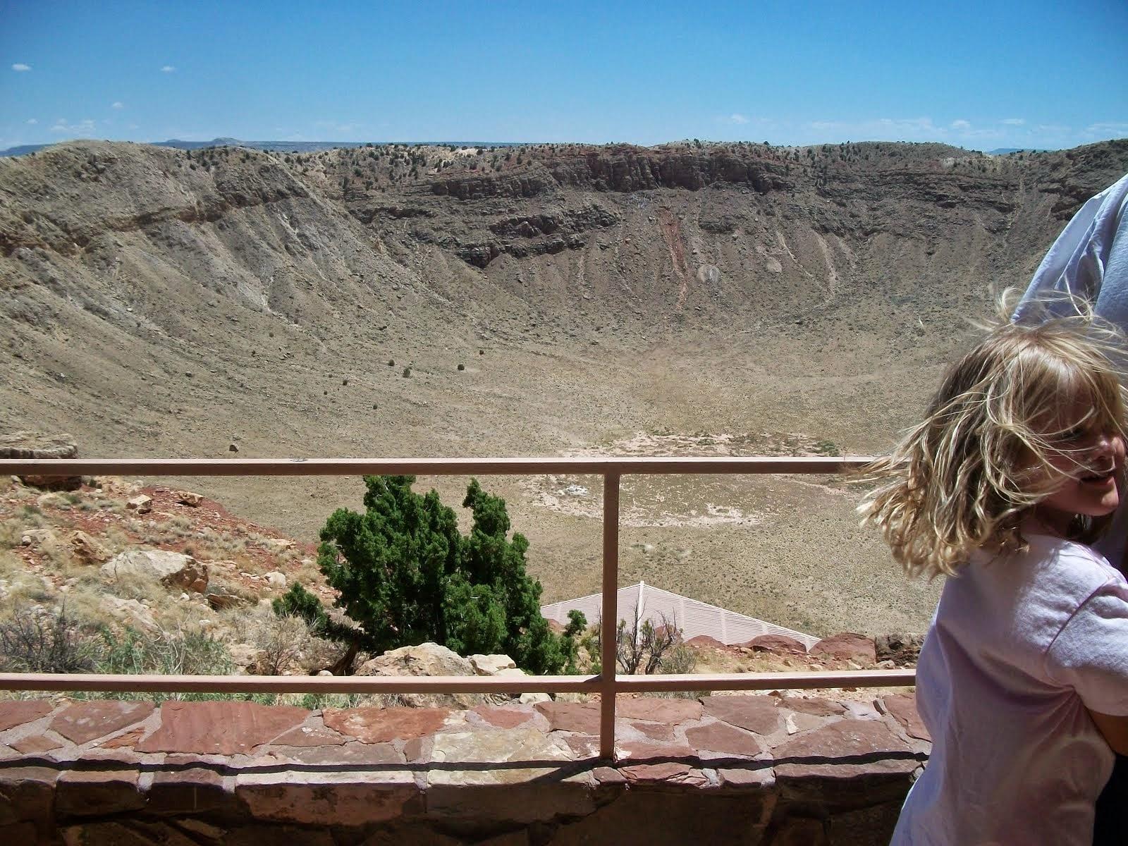 Eden @ Meteor Crater