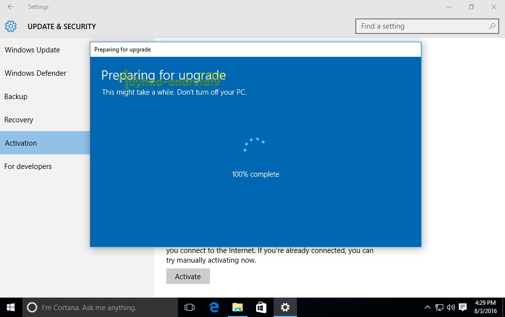 WIndows 10 Home upgrade to Pro