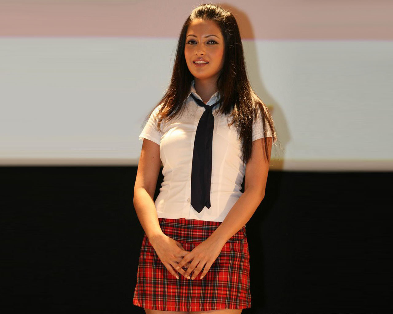 riya sen school girl outfit