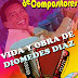 Convocatoria afiche del Festival de Compositores de San Juan del Cesar (La Guajira)