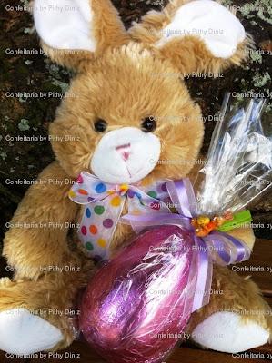 coelho poa confeitaria Páscoa da Confeitaria: Porque você é ESPECIAL!