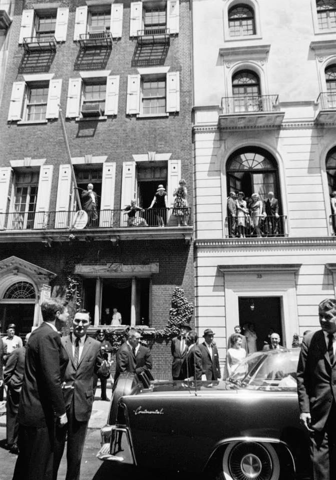 JFK bubbletop New York 5/19/62