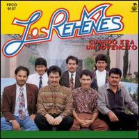 Los Rehenes Albums