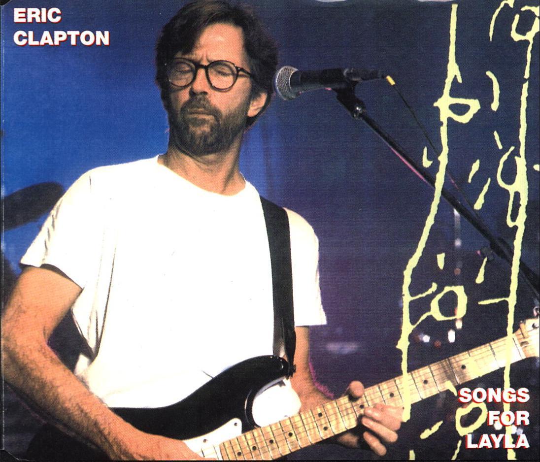 Cocaine Live Eric Clapton: PLUMDUSTY'S PAGE: Eric Clapton 1991-02-17 & 1991-02-25