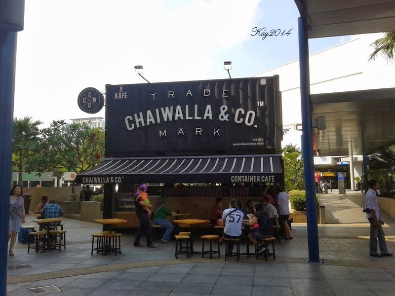 Chaiwalla Co Container Cafe Review