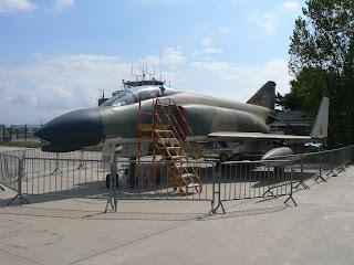 McDonell Douglas F4 Phantom II de l'FPAC.