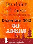 Un dolce al mese - Sfida di Dicembre 2012
