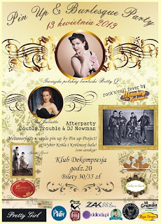 Pin Up & Burlesque Party