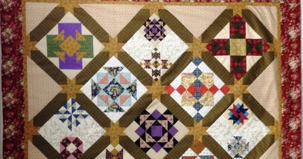 Little Quilts 2015 Second Saturday Sampler Finale and last day as a retail store