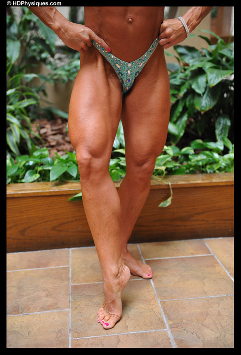 Pam Wentz Female Muscle Bodybuilding Blog HDPhysiques