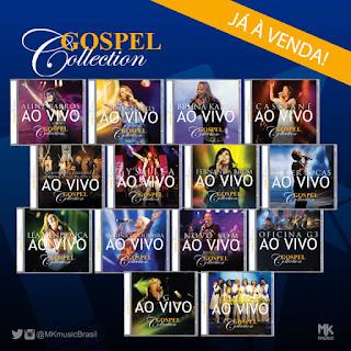 MK Music lança Gospel Collection Ao Vivo
