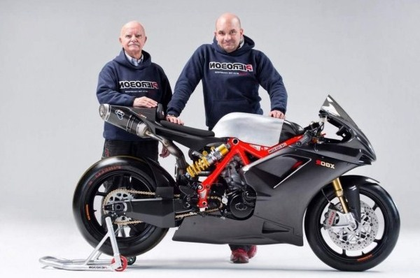 Pierobon X80R World Superbike In EICMA Milan