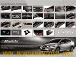 Aksesoris Mobil Honda City Bandung
