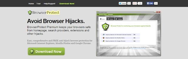 BrowserProtect - Virus