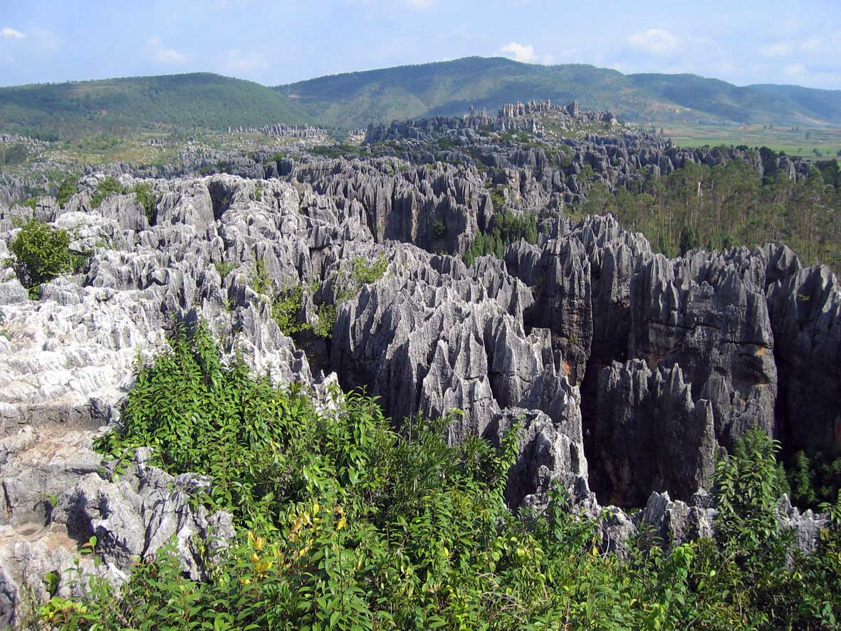 karst landscapes Environmental problems in karst lands by dr jeff jack [ introduction | connection one of the striking features of many karst landscapes is the absence of surface.