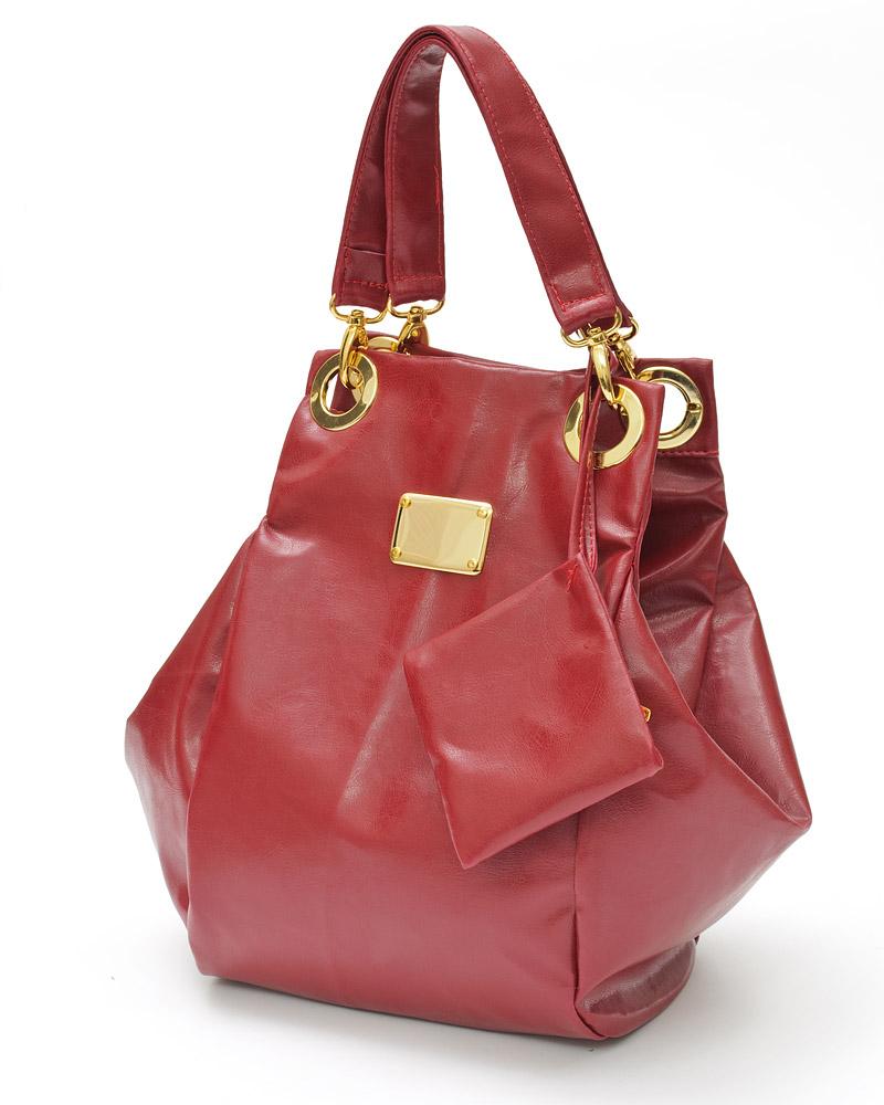 Bolsa Honey Vermelha : Santa rainha bolsa vermelha