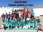 SKATE PARK EN TIERRA AMARILLA 2011