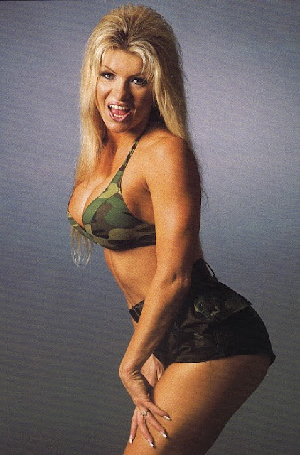 WCW - Tylene Buck - Major Gunns