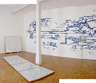 Richard Müller: exposition Bienne vue d'ensemble