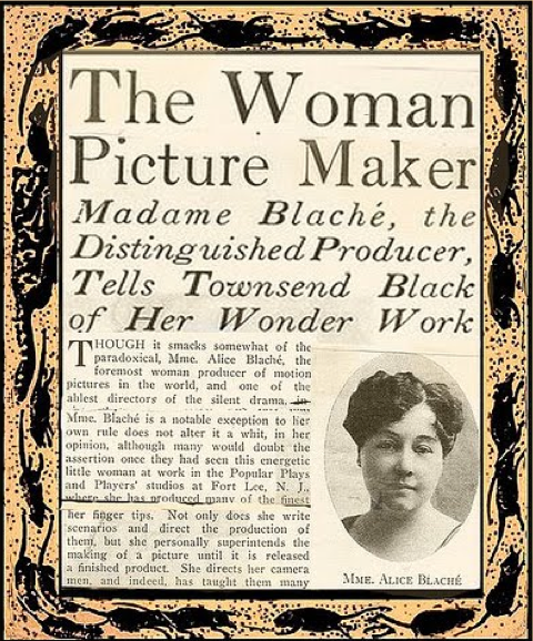 Be Natural ©riginal story of Alice Guy Blache by Alice Guy Jr