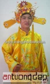 may bán thuê trang phục vua giá rẻ