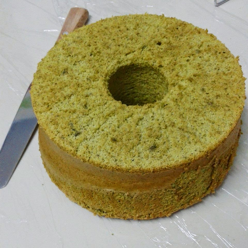 How To Bake A Chiffon Cake In Rice Cooker