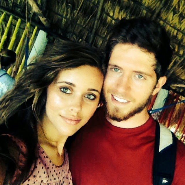 Jessa Duggar and Ben Seewald Central America