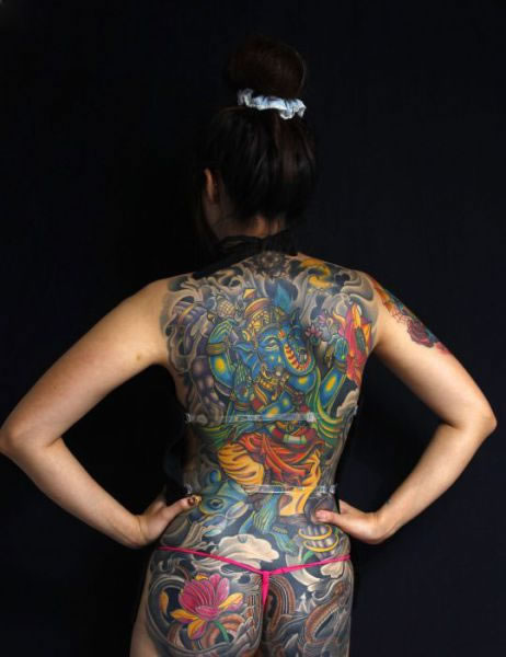 Tatuajes Extremos tatuajes extremos.   historias increibles