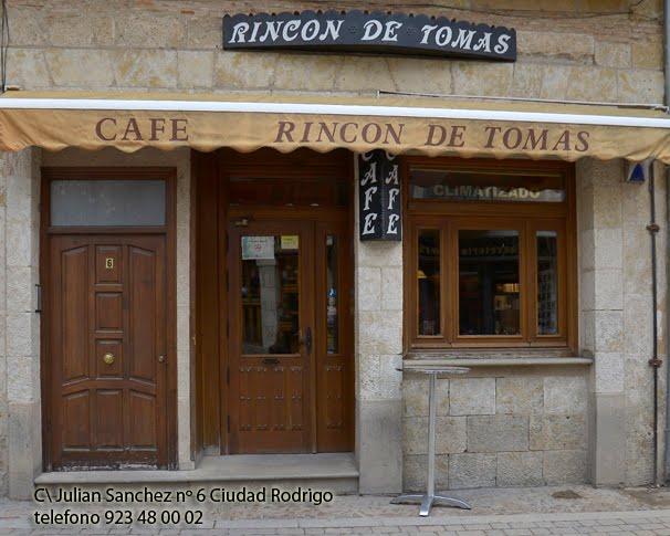 RINCÓN DE TOMAS