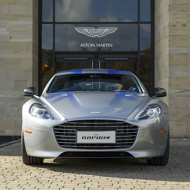 Aston Martin Electric Concept Rapide