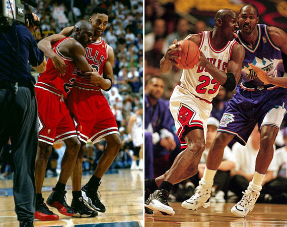 DAR Sports: 1997 NBA Finals: Chicago Bulls vs Utah Jazz