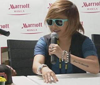 Charice Addressed Lesbian Issue