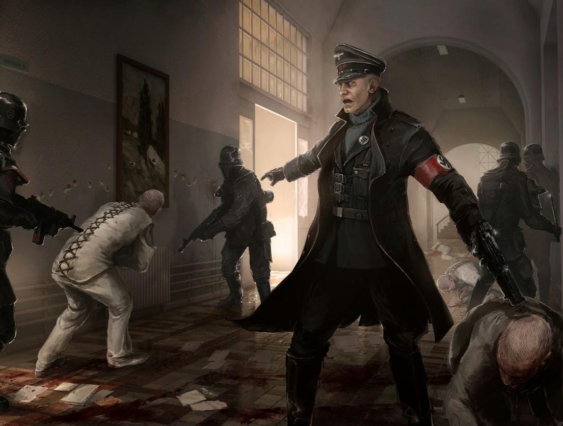 Wolfenstein PlayStation 4