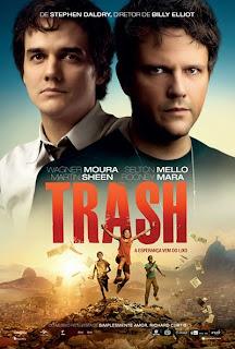 Trash: A Esperança Vem do Lixo - TS Nacional