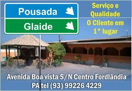 Visite Fordlândia - Pousada Glaide
