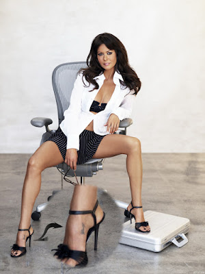 Brooke Burke Tattoos