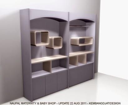 display showcase rak etalase semarang