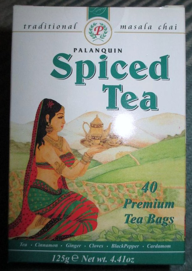 chai spiced tea from palanquin is a blend of tea cinnamon ginger ...
