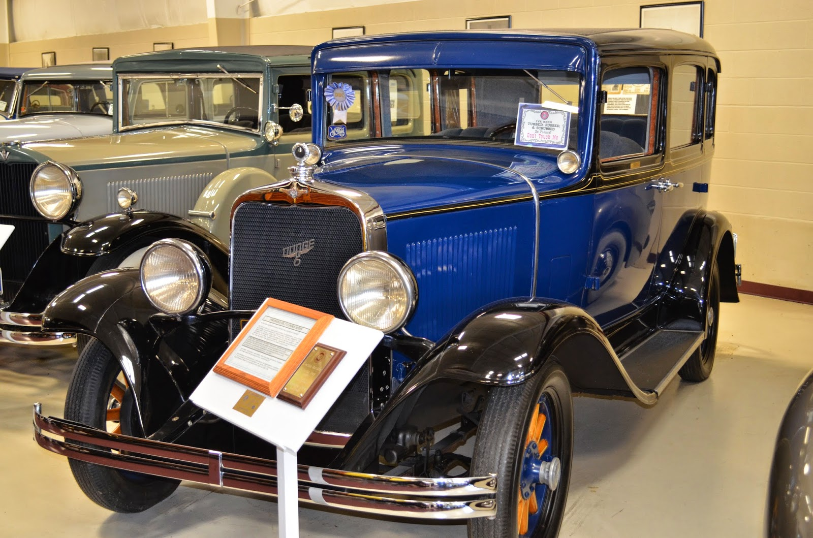 Turnerbudds car blog more from swope 39 s museum for Swope motors elizabethtown ky