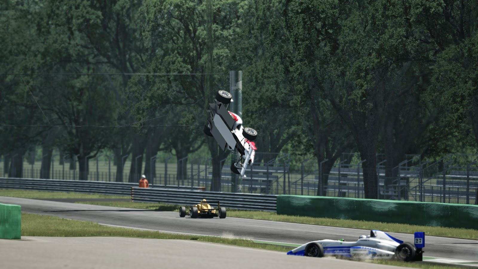 Sim Race SA SS3 & simGt Monza Race