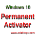 Windows 10 permanent kms activator all version