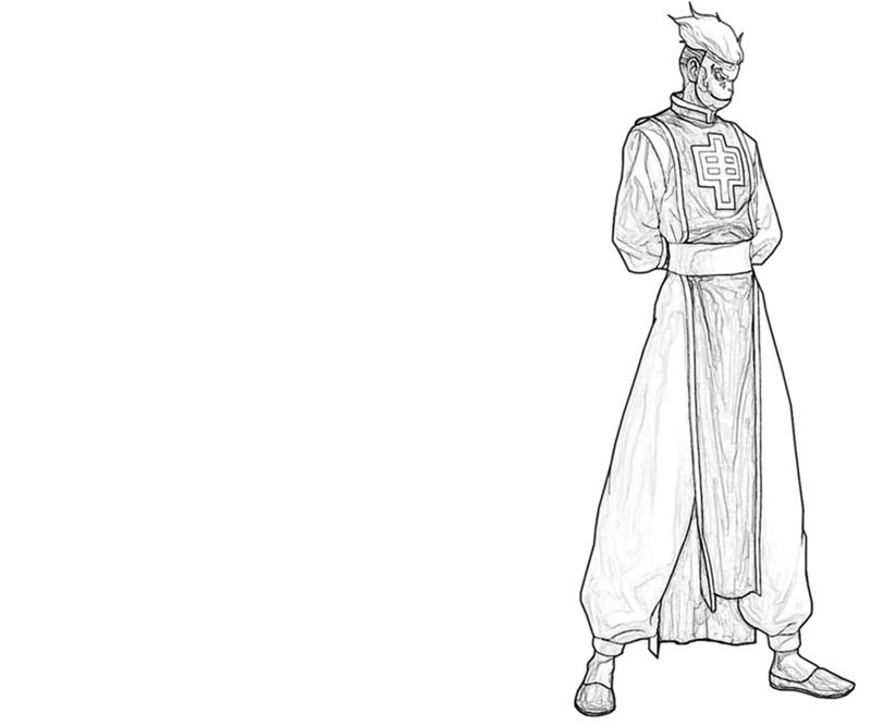 lee-pai-long-character-coloring-pages