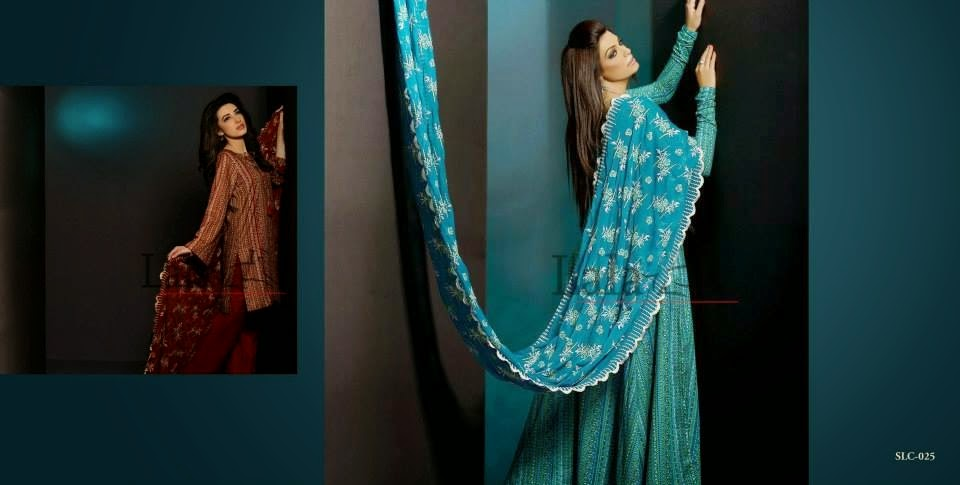 Sana Samia Summer Lawn Collection